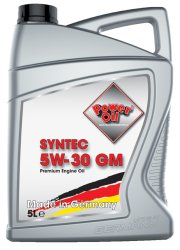 Poweroil Syntec 5W 30 GM 5L 01