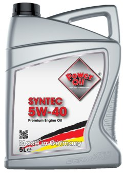 Power Oil Syntec 5W-40