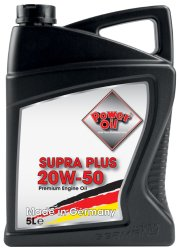 Poweroil Supra Plus 20W 50 5L 01