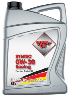 POWER OIL Syntec 0W-30 Racing