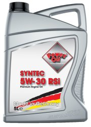 Poweroil Syntec 5W 30 RSi 5L 01