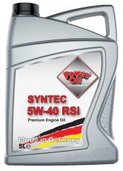 Poweroil Syntec 5W 40 RSi 5L 01