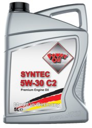 Poweroil Syntec 5W 30 C2 5L 01
