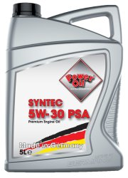 Poweroil Syntec 5W 30 PSA 5L 01