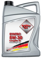 Poweroil Syntec Longlife III 5W-30